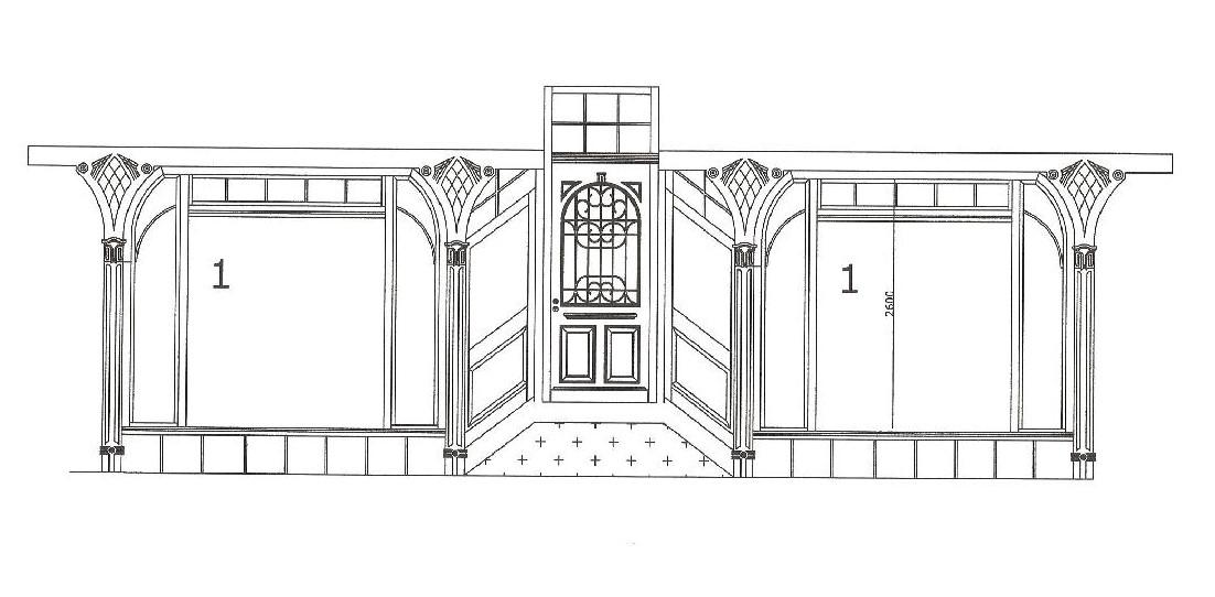 CAD Planung-Schreinerei Gerards