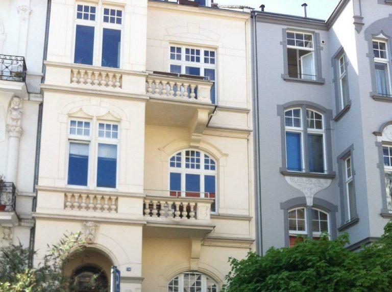 Gründerzeitfenster-Schreinerei Gerards-Schreiner in Bonn