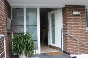Haustür-modern-Schreinerei Gerards-Schreiner in Bonn