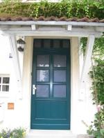 Haustür Landhaus-grün-Schreinerei Gerards-Schreiner in Bonn
